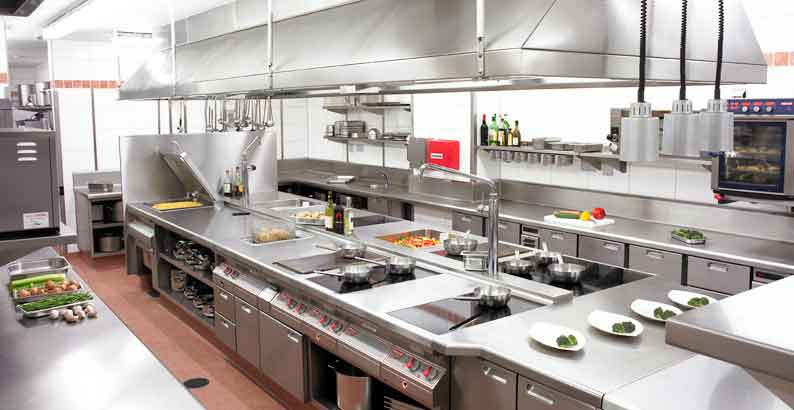 Restaurant Kitchen Requirements